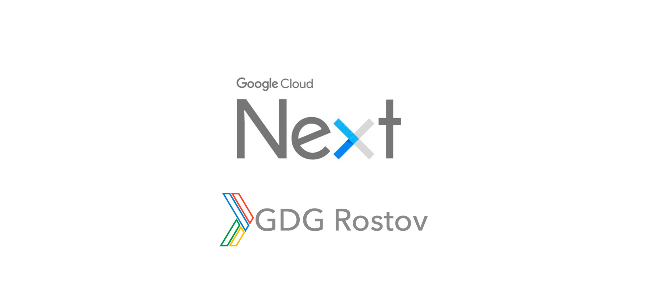 GDG Cloud Next Extended